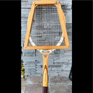 Other - 1960's ALL PRO SUPREME RACQUET